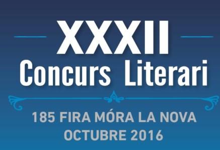 Concurs literari XXXIIè