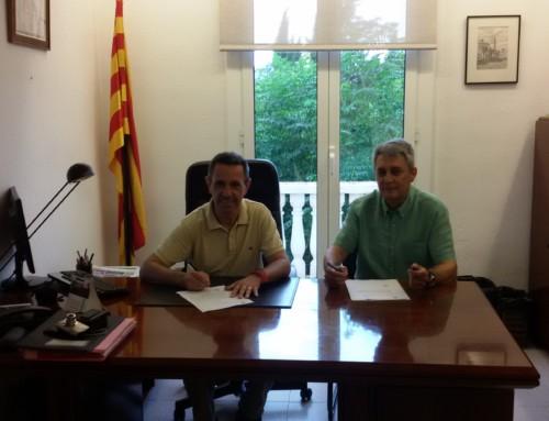 Móra la Nova i el CERE signen un conveni de col·laboració