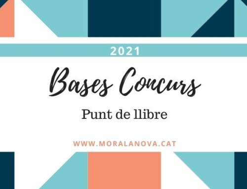 BASES DEL V CONCURS DE PUNTS DE LLIBRE