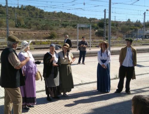 Gran èxit de la primera edició de la Festa del Tren al Museu del Ferrocarril a Móra la Nova