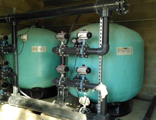Móra la Nova ja disposa dels nous filtres del dipòsit d'aigua