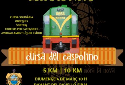 INSCRIPCIONS I CURSA EL CASPOLINO