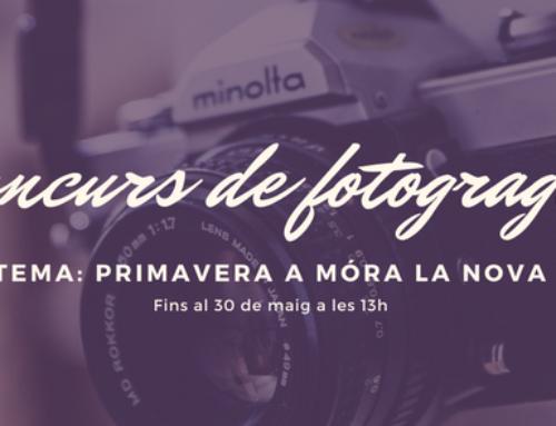 XI Concurs de fotografia
