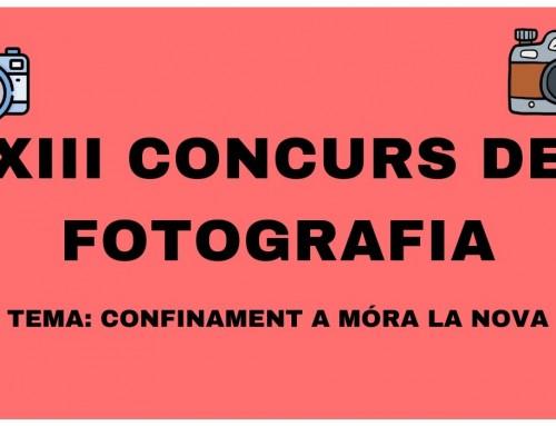 Bases XIII Concurs de fotografia