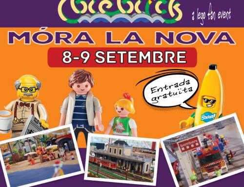 Les figuretes de Playmobil i Lego tornen a Móra la Nova