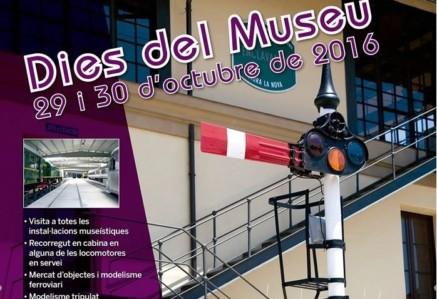 Dies del Museu 29 i 30 d'octubre