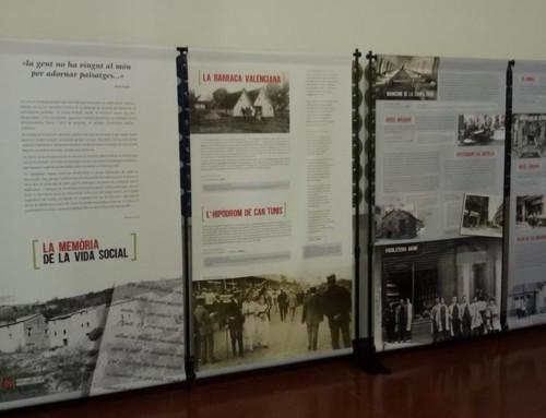 """L'exposició itinerant """"Patrimoni oblidat, memòria literària"""" s'inaugura aquest divendres a Móra la Nova"""