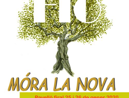 La XVIII FIO de Móra la Nova se celebrarà els dies 25 i 26 de gener al Pavelló Firal 1 d'Octubre