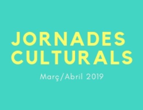 Jornades Culturals 2019